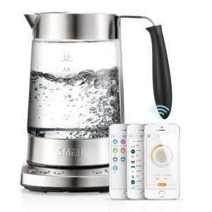 西摩 智能wifi电热水壶 英国strix温控 app远程控制 299元双12价 平常499元