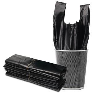 明信 加厚背心式垃圾袋 100只  包邮 券后8.8元