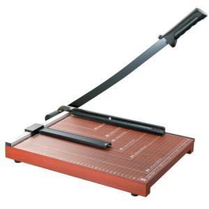 齐心(Comix) B4木质切纸机/切纸刀/裁纸刀/裁纸机150*120mm 红 B2787 *5件411元(合82.2元/件)