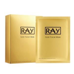RAY 蚕丝面膜 金色款 10片 *2件84元包税包邮(需用券)