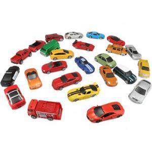 Maisto 美驰图 1:64 合金玩具车套装 25只装 +凑单品100元包邮(双重优惠)