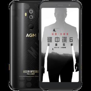 AGM X3 户外三防 智能手机 枪黑 8GB+64GB 碟中谍限量版4699元