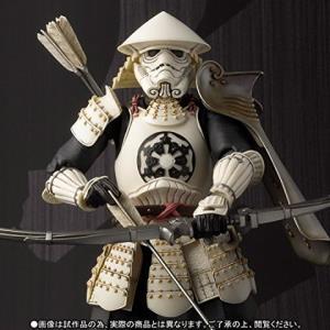 BANDAI 万代 星球大战 日本武士Yumi 风暴兵 模型手办 ¥417.01+¥66.72税费(到手约¥485)