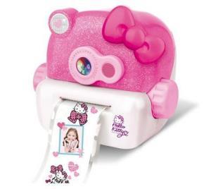 凯蒂猫(HELLO Kitty)儿童魔法贴纸机女孩diy手工制作生日礼物过家家玩具 KT-8552 *3件 234元(合78元/件)