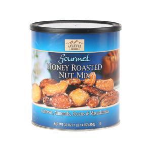 Savanna蓝罐蜜烤混合坚果 850克/罐 *2件 236元(合118元/件)