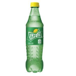 雪碧 Sprite 柠檬味 汽水饮料 碳酸饮料 500ML*24瓶整箱装 *2件115元(合57.5元/件)