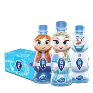 达能益力 饮用天然矿泉水 儿童卡通趣味瓶 330ml*15瓶 *5件102.13元(合20.43元/件)