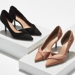 唯品会 精选 DAPHNE 达芙妮 鞋靴专场    1.8折起,低至79元