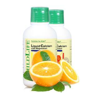 CHILDLIFE 童年时光 Liquid Calcium 钙镁锌补充液 474ml*2瓶    155元包邮