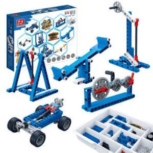 小颗粒6岁以上儿童节礼物拼装积木 初级动力机械69 128元