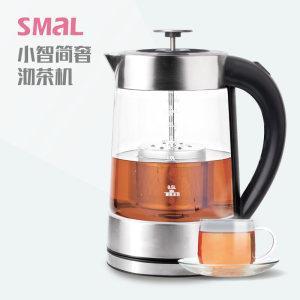 西摩 茶水分离式电水壶 硼硅玻璃 英国strix温控  平常299元 199元包邮