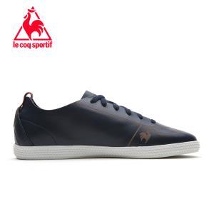乐卡克法国公鸡情侣简约皮质运动休闲平底鞋PMT-173302  569元