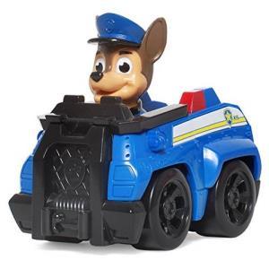 PAW PATROL 汪汪队立大功 收藏版救援赛车系列玩具 小号 警车+阿奇 (供应商直送) 48元