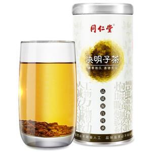 同仁堂 决明子泡茶炒熟决明子茶  券后¥35.9
