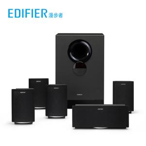 Edifier/漫步者 R501BT家庭影院家用客厅5.1声道HIFI音箱无线蓝牙 949元