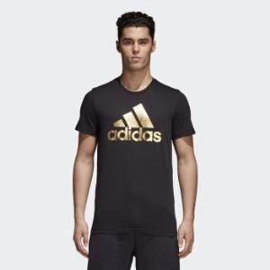 阿迪达斯adidas 官方 运动型格 BOS FOIL 男子 短袖T恤 双12价,用�坏椭�53元53元