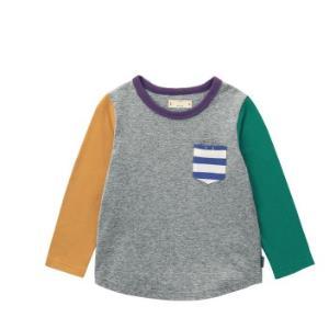 SENSHUKAI 千趣会 GITA 儿童圆领T恤 *4件136元包邮(合34元/件)