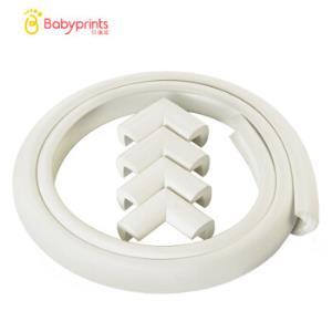 Babyprints 幼儿园专用防撞条2米 防撞角4个 赠送美国3M公司双面胶带 象牙白 *2件19.9元(合9.95元/件)