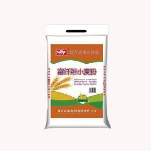 风筝富纤维 中筋 馒头 饺子 烘焙面包粉5KG *4件61.6元(合15.4元/件)