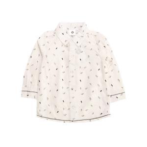 Z-PARIS 法国进口 9个月-4岁 衬衫 男童 白色 *3件 119元(合39.67元/件)