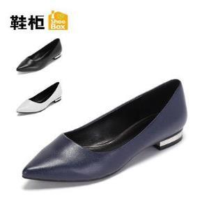 鞋柜新 尖头女鞋 29元