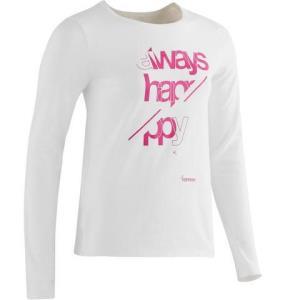 DECATHLON 迪卡侬 100系列 300435 青少年长袖T恤19.9元