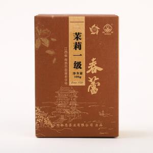 春蕾 茉莉花茶100g *2件 28元(合14元/件)