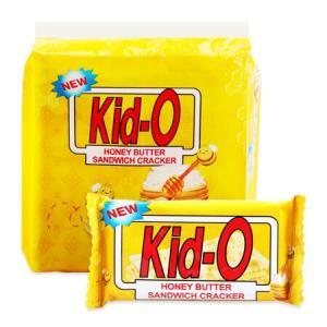 摩德(MONDE)kid-O系列蜂蜜黄油味夹心饼干105g(7小包)菲律宾进口 *10件 49元(合4.9元/件)