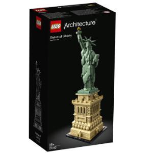 LEGO 乐高 建筑系列 21042 自由女神像575.04元包邮包税