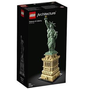 LEGO 乐高  拼插类 玩具  LEGO Architecture 建筑街景系列 自由女神像 21042 16+岁828元