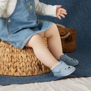 网易严选 小动物全棉针织宝宝鞋 44.2元