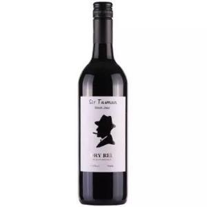 京东海外直采 澳大利亚进口 塔斯曼黑色爵士干红葡萄酒 750ml18.9元