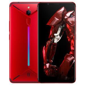 新配色:努比亚 nubia 红魔Mars电竞手机 全面屏 游戏手机 8GB+128GB 烈焰红 移动联通电信4G手机 双卡双待3199元