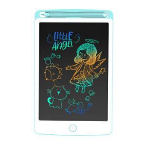贝恩施(beiens)儿童玩具 儿童画板 涂鸦板非磁性写字板 彩色液晶绘画板8.5寸 ZJ03-C蓝 *2件116元(合58元/件)