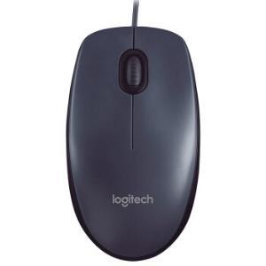 京东闪购罗技(Logitech)M90 有线鼠标 黑色 *3件82元(合27.33元/件)
