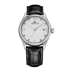 LIBER AEDON 励柏艾顿 美国品牌 自动机械男士手表 时尚复古罗马字 LA3203-1221LA 331.2元
