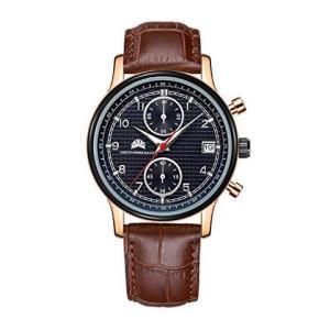 Christopher Bailey 英国品牌 石英男士手表 时尚休闲多功能计时 C172063C224.1元