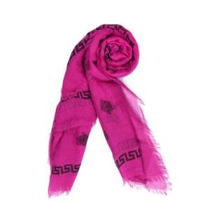 VERSACE 范思哲 IFO1401 IT01969 I7078  女士莫代尔丝质方形围巾丝巾949.5元
