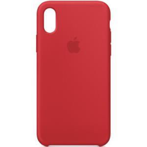 Apple 苹果 iPhone X 硅胶保护壳 红色258元