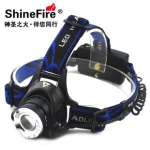 LED头灯强光防水usb感应夜钓灯 券后¥20.5