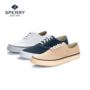 双11预售: SPERRY Cloud CVO 13505716 中性款帆布鞋 (需20元定金)158元包邮