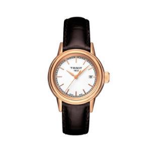 天梭手表 卡森系列石英女表T085.210.36.011.002249元