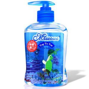 蜜语(Missoue)婴儿沐浴露洗发水二合一350ml 儿童宝宝洗发沐浴液 进口 *6件232元(合38.67元/件)