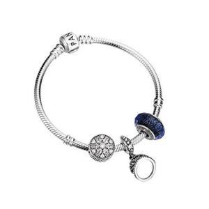 Pandora 潘多拉 丹麦品牌 冰雪皇后时尚女士饰品礼品套组 SL280 *3件2685.60元(合895.2元/件)