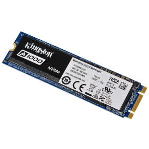 Kingston金士顿A1000固态硬盘 240G M.2 NVME M2笔记本固态SSD¥295