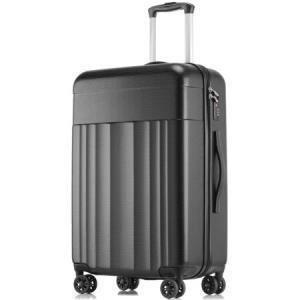 维多利亚旅行者(VICTORIATOURIST)拉杆箱24英寸行李箱 万向轮男女8099黑色179元