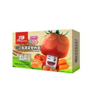 FangGuang 方广 三文鱼蔬菜营养面条 300g16.9元