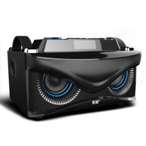 索爱(soaiy)H20  游戏电脑音箱  HIFI桌面无线 笔记本蓝牙音箱  2.1多媒体低音炮 绝地求生音箱吃鸡音箱199元