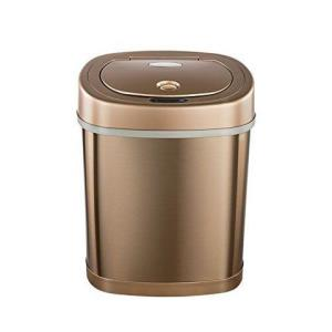 纳仕达 15升智能感应垃圾桶客厅办公酒店大号不锈钢垃圾桶 DZT-15-10198元