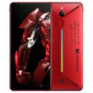 努比亚(nubia) 红魔Mars 游戏手机 RNG六周年纪念版 8GB+128GB 3299元